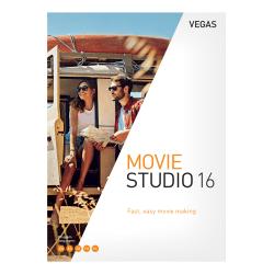 Magix Vegas Movie Studio 16, Disc