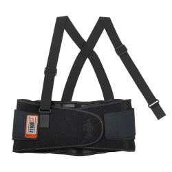Ergodyne ProFlex® Economy Back Support, 1100SF, 3X, Black