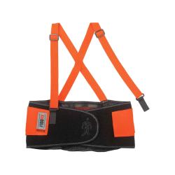 Ergodyne ProFlex Economy Back Support, 3X, Orange