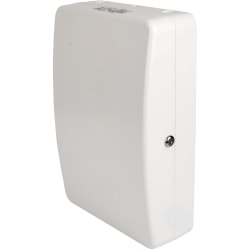 Tripp Lite EN1812 Mounting Box for Wireless Access Point, Router, Modem - White - White