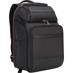 Targus CitySmart TSB895 Laptop Backpack, Gray