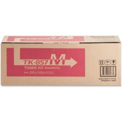 Kyocera Original Toner Cartridge - Laser - High Yield - 18000 Pages - Magenta - 1 Each
