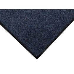 "The Andersen Company Tri-Grip Floor Mat, 36"" x 48"", Midnight Blue"