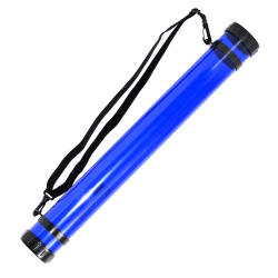 "Alvin Ice Tube, 25""W, Blue"