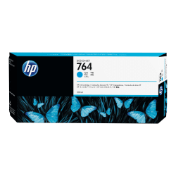 HP 764 (C1Q13A) Cyan Ink Cartridge