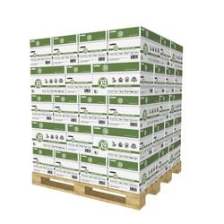 "Boise® X-9® Multi-Use Copy Paper, Letter Size (8 1/2"" x 11""), 92 (U.S.) Brightness, 20 Lb, White, 500 Sheets Per Ream, Case Of 10 Reams, Pallet Of 40 Cases"