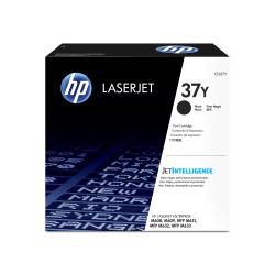 HP LaserJet Black Toner Cartridge, Extra-High Yield, 37Y (CF237Y)