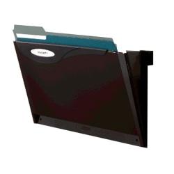 Rubbermaid Magnetic Pockets - Smoke - 1Each