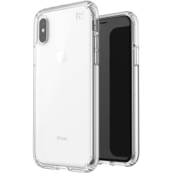 Speck Presidio STAY CLEAR Case For iPhone® XS/X
