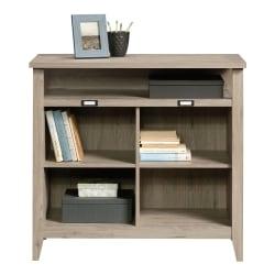 "Sauder® Summit Station 36""H 4-Cube Bookcase, Laurel Oak"