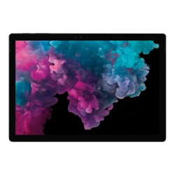 "Microsoft Surface Pro 6 - Tablet - Core i7 8650U / 1.9 GHz - Windows 10 Home - 8 GB RAM - 256 GB SSD NVMe - 12.3"" touchscreen 2736 x 1824 - UHD Graphics 620 - Wi-Fi, Bluetooth - platinum"
