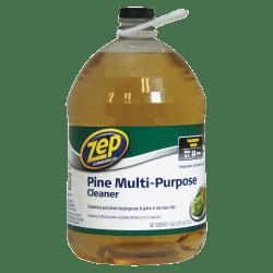 Zep® Commercial Multipurpose Pine Cleaner, 128 Oz.