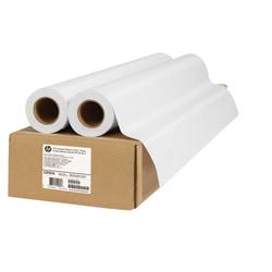 """HP Universal Adhesive Vinyl, 36"""" x 66', White, Pack Of 2 Rolls"""