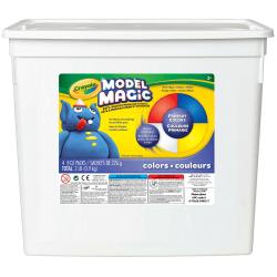 Crayola® Model Magic®, 2 Lb, Bucket Of 4 Assorted Colors