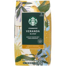 Starbucks® Veranda Premium Blonde Ground Roast Coffee, 16 Oz