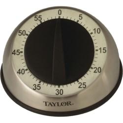 Taylor Analog Timer - 1 Hour - For Kitchen