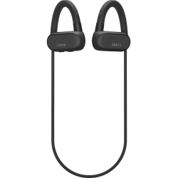 Jabra Elite Active 45e Earset - Stereo - Wireless - Bluetooth - 32.8 ft - 16 Ohm - 20 Hz - 14 kHz - Behind-the-neck, Earbud, Over-the-ear - Binaural - In-ear - Noise Reduction, MEMS Technology Microphone - Black