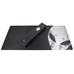 Alienware TactX Extra Large Gaming Mouse Pad, Black