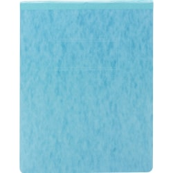 """Smead PressGuard® Report Covers - Letter - 8 1/2"""" x 11"""" Sheet Size - 500 Sheet Capacity - Prong Fastener - 2"""" Fastener Capacity for Folder - 20 pt. Folder Thickness - Pressguard - Blue - Recycled - 1 Each"""