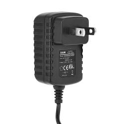 "Alpine AC Automatic Soap Dispenser Adapter, 3-1/4""H x 1-3/16""W x 1-3/4""D, Black"