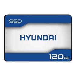 Hyundai Sapphire 120GB Internal Solid State Drive, SATA/600, SSDHYC2S3T120G