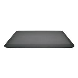 "Ergo Desktop GelPro NewLife Bio-Foam® Mat, 20"" x 32"", Black"