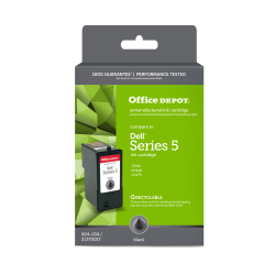Office Depot® Brand 310-5368 Remanufactured Black Ink Cartridge Replacement For Dell™ Series 5