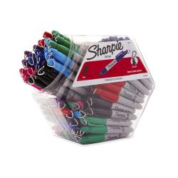 Sharpie® Mini Fine-Point Permanent Marker, Assorted Colors