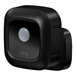 Ring Smart Lighting Battery Motion Sensor, Black, 5SM1S8-BEN0