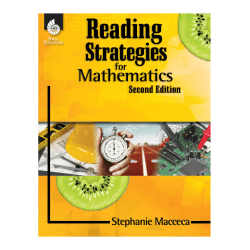 Shell Education Reading Strategies For Mathematics