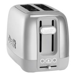 Dualit Domus 2-Slice Extra-Wide-Slot Multi-Function Toaster, Porcelain