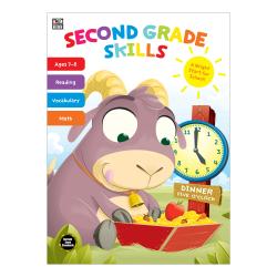 Thinking Kids Second Grade Skills Workbook, Grade 2