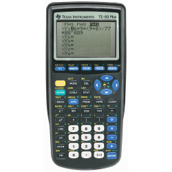 Texas Instruments® TI-83 Plus Graphing Calculator