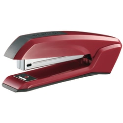 Bostitch® Ascend™ Antimicrobial Stapler, 70% Recycled, Red