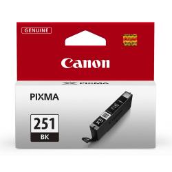 Canon CLI-251 Black Ink Tank (6513B001)