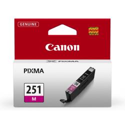 Canon CLI-251 Magenta Ink Tank (6515B001)