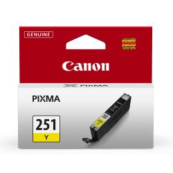 Canon CLI-251 Yellow Ink Tank (6516B001)