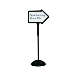 Safco® Write Way® Directional Sign