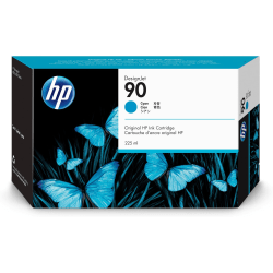 HP 90, Cyan Ink Cartridge (C5060A)