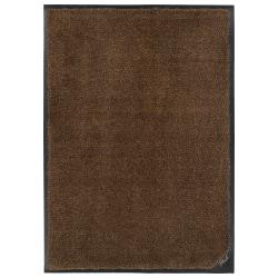 """M + A Matting  Colorstar Plush Floor Mat, 36"""" x 48"""", Golden Brown"""
