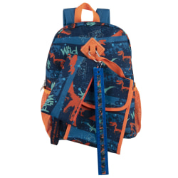 Trailmaker Dinosaurs Backpack Set, Multicolor