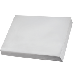 "Office Depot® Brand Newsprint Sheets, 12"" x 18"", 100% Recycled, White, Case Of 3,300"