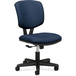 HON® Volt 5701 Basic Swivel Task Chair, Navy