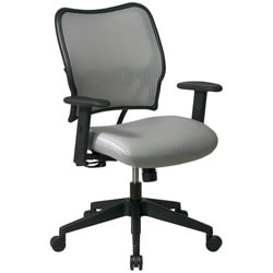 Office Star™ Deluxe Task Chair With VeraFlex™ Seat And Back, Shadow/Black