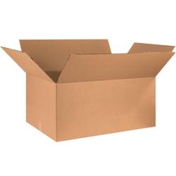 "Office Depot® Brand Double-Wall Heavy-Duty Corrugated Cartons, 36"" x 18"" x 18"", Kraft, Box Of 10"