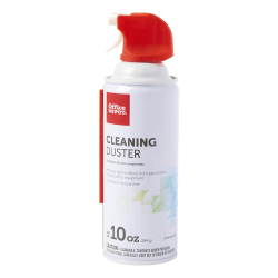 Office Depot Cleaning Dusters Canned Air, 10 Oz.