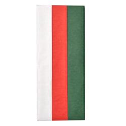 "Gartner™ Studios Seasonal Tissue Paper, 25"" x 20"", Multicolor Holiday, Pack Of 6 Sheets"