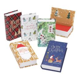 "Gartner Studios Holiday Gift Card Holders, 5"" x 3"", Assorted Colors"