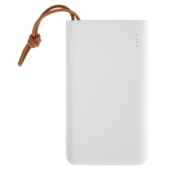 Ativa® Ultra-Slim Powerbank, 5,000 mAh, White, EP-U508A-COLOR1