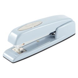 Swingline® 747® Business Stapler, 25 Sheets Capacity, Sky Blue